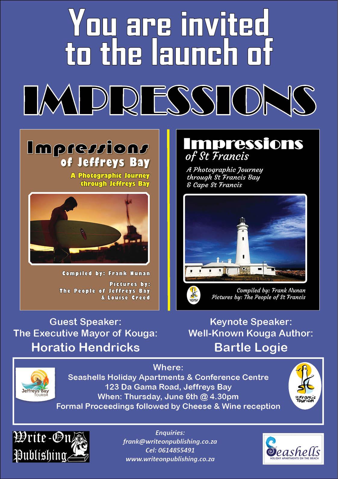 Impressions launch